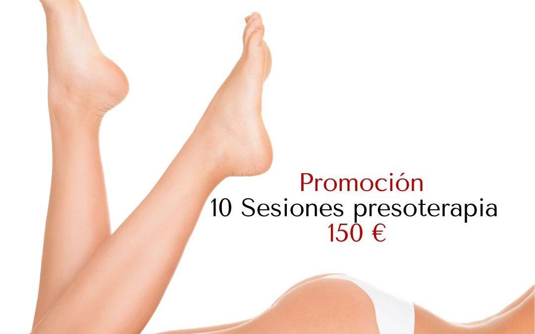 Promoción Presoterapia