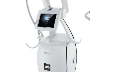 LPG Endermologie®. Cellu M6 Integral con cabezal facial motorizado.